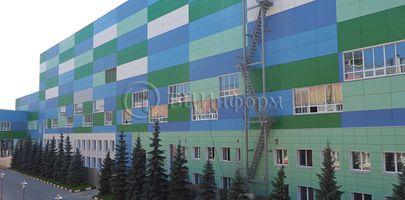 Технопарк МОСКВА - Фасад