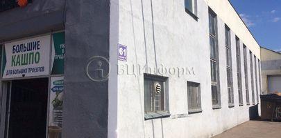 Молодогвардейская 61 с19 - Фасад