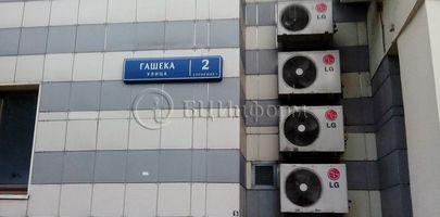 Гашека 2 - Фасад