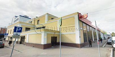 БЦ Дербенёвская улица 24с3 - Фасад