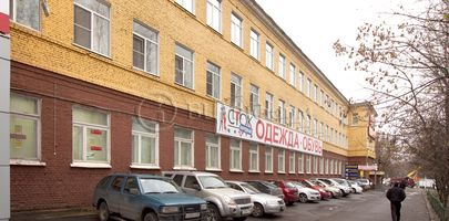 БЦ Варшавское шоссе 32 - Фасад