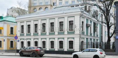БЦ Долгоруковская 19 с8 - Фасад