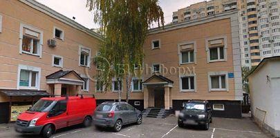 БЦ Азовская 35 к3 - Фасад