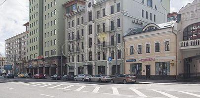 БЦ Долгоруковская 9 - Фасад