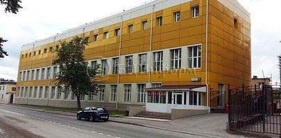 БЦ 2-й Кожуховский проезд 12с2 - Фасад