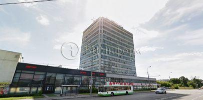 БЦ Автозаводская 23к15 - Фасад