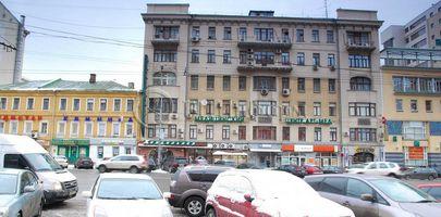 БЦ Красная Пресня 28 - Фасад