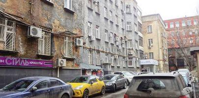 БЦ Красная Пресня 28 с2 - Фасад