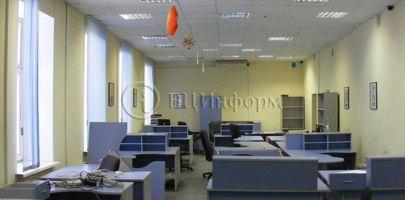 Габричевского 5к4 - Большой офис