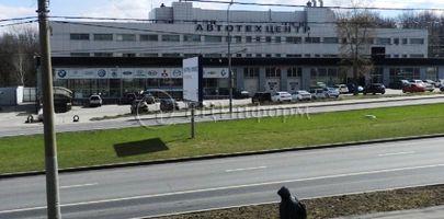 Севастопольский 95 Б - Фасад