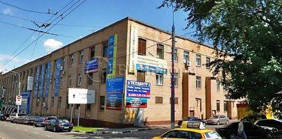 БЦ Вавилова 13А - Фасад