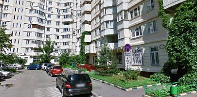 Грина 34 к1 - Фасад