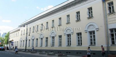БЦ Большая Дмитровка 34 - Фасад