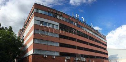БЦ Тишинская площадь 1 с2 - Фасад