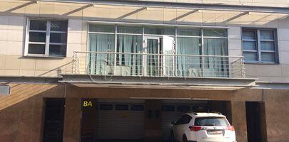 БЦ Большой Дровяной 6 - Фасад