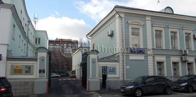 Подсосенский 28с1 - Фасад