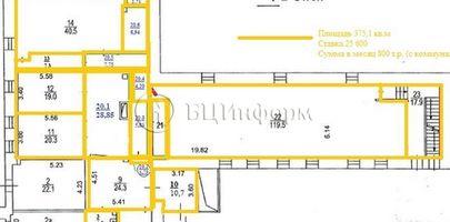 Большой Кисловский 4с3 - Для площади670601