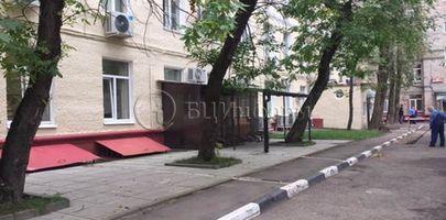 БЦ Партизанская 27 - Фасад