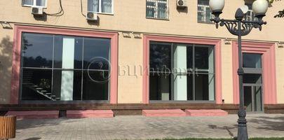 Фрунзенская набережная 54 - Фасад