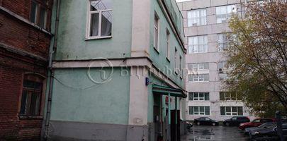 БЦ Бауманская 20 с7 - Фасад