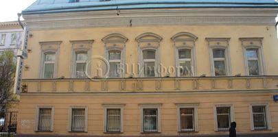 Гиляровского 51 - Фасад