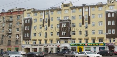 БЦ Полянка 7 - Фасад