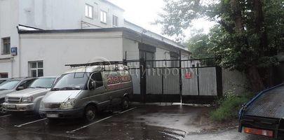 Щелковский пр-д 9а - Фасад