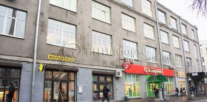 Краснопресненский стр.1 - Фасад