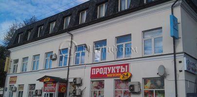 Розанова 4 - Фасад