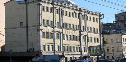 БЦ Большая Якиманка 21 - Фасад