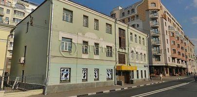 БЦ Большая Полянка 15 - Фасад