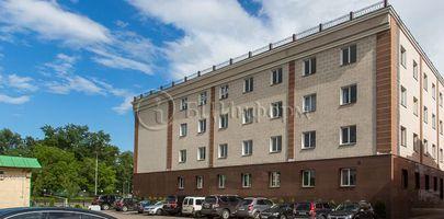 БЦ ОСК Красный Дом - Фасад