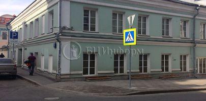 БЦ Гончарная 17 - Фасад