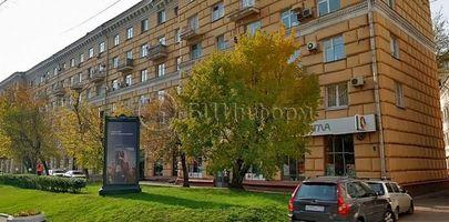 БЦ Большая Полянка 4\10 - Фасад