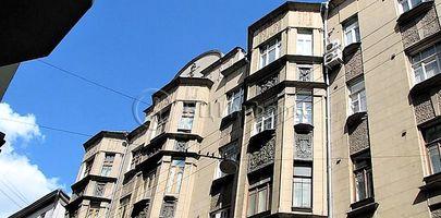 БЦ Большой Афанасьевский 36с1 - Фасад