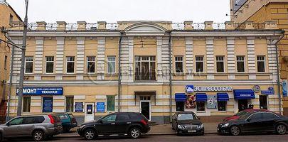 БЦ Земляной Вал 4с1 - Фасад