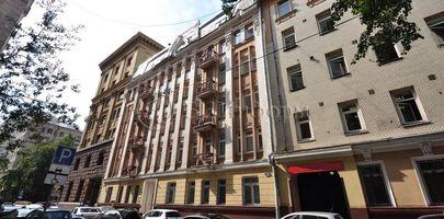 БЦ Ермолаевский пер 22-26 с1 - Фасад