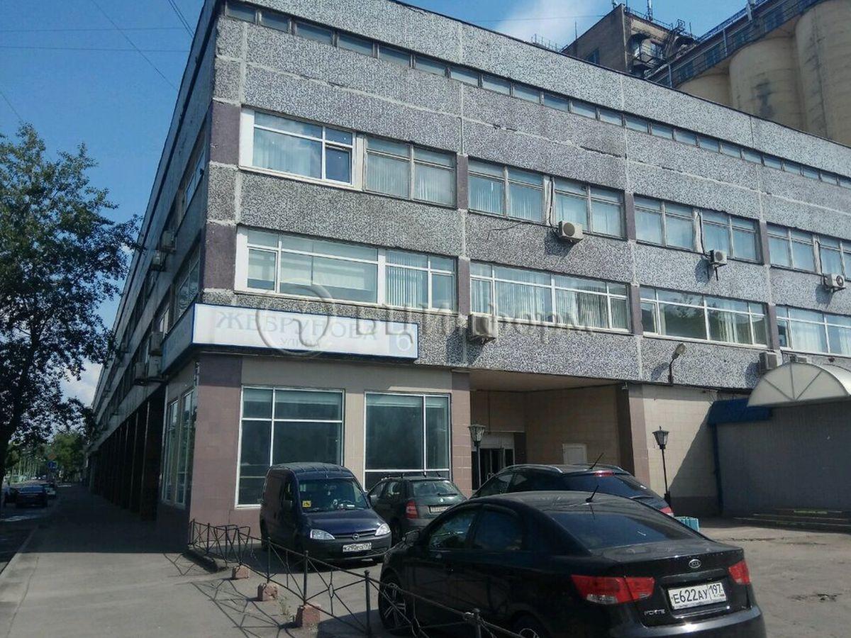 Объявление № 1272554: Аренда офиса 348.6 м² в БЦ Жебрунова 6 с1