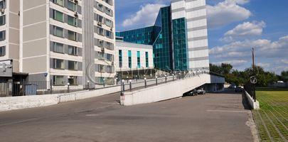 БЦ Академический - Фасад