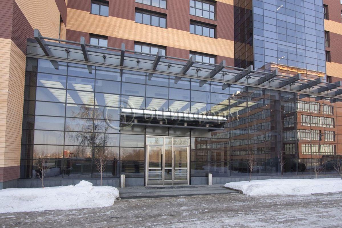 Бизнес-центр West Plaza - Фасад