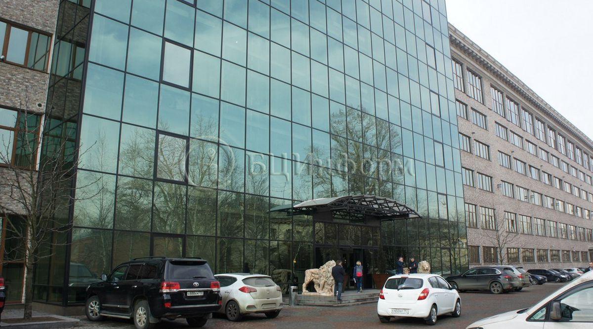 Бизнес-центр Верейская Плаза I - Фасад