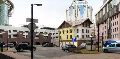 БЦ Riverside Towers - Фасад