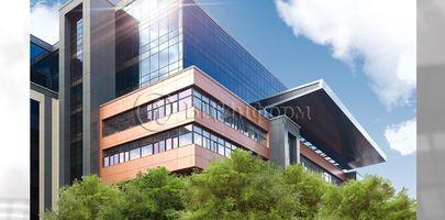 БЦ Grand Setun Plaza - Фасад