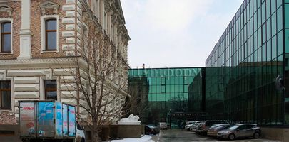 Tupolev Plaza I - Фасад