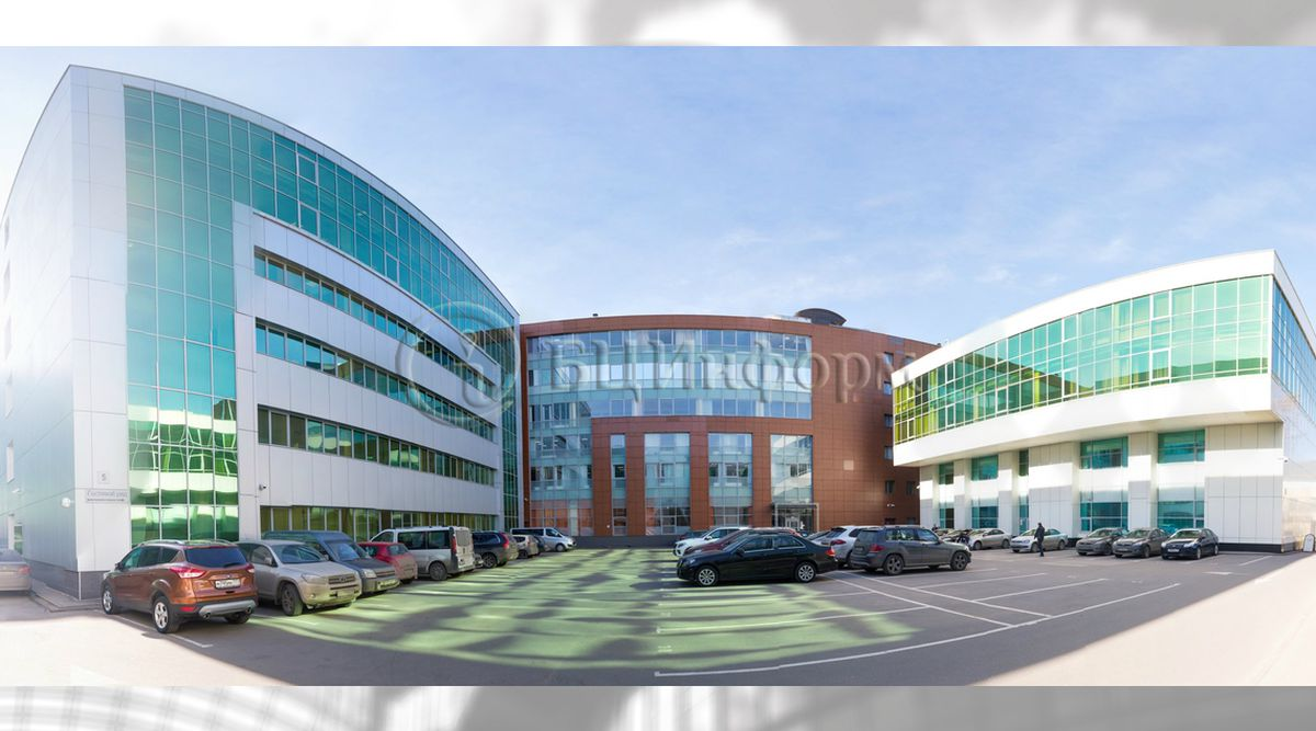 Объявление № 512870: Аренда офиса 435.2 м² - Фасад