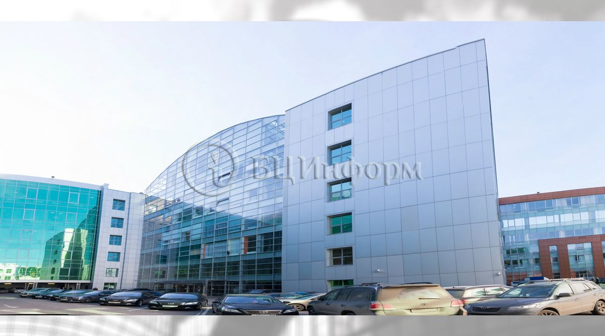 Бизнес-центр Дербеневская Плаза - Фасад