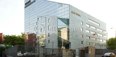 БЦ Daev Plaza - Фасад