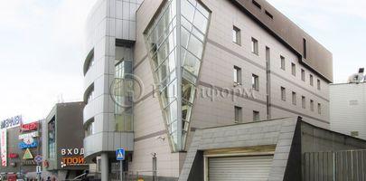 БЦ Triangle House - Фасад