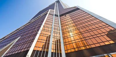 Башня Меркурий Сити - Фасад