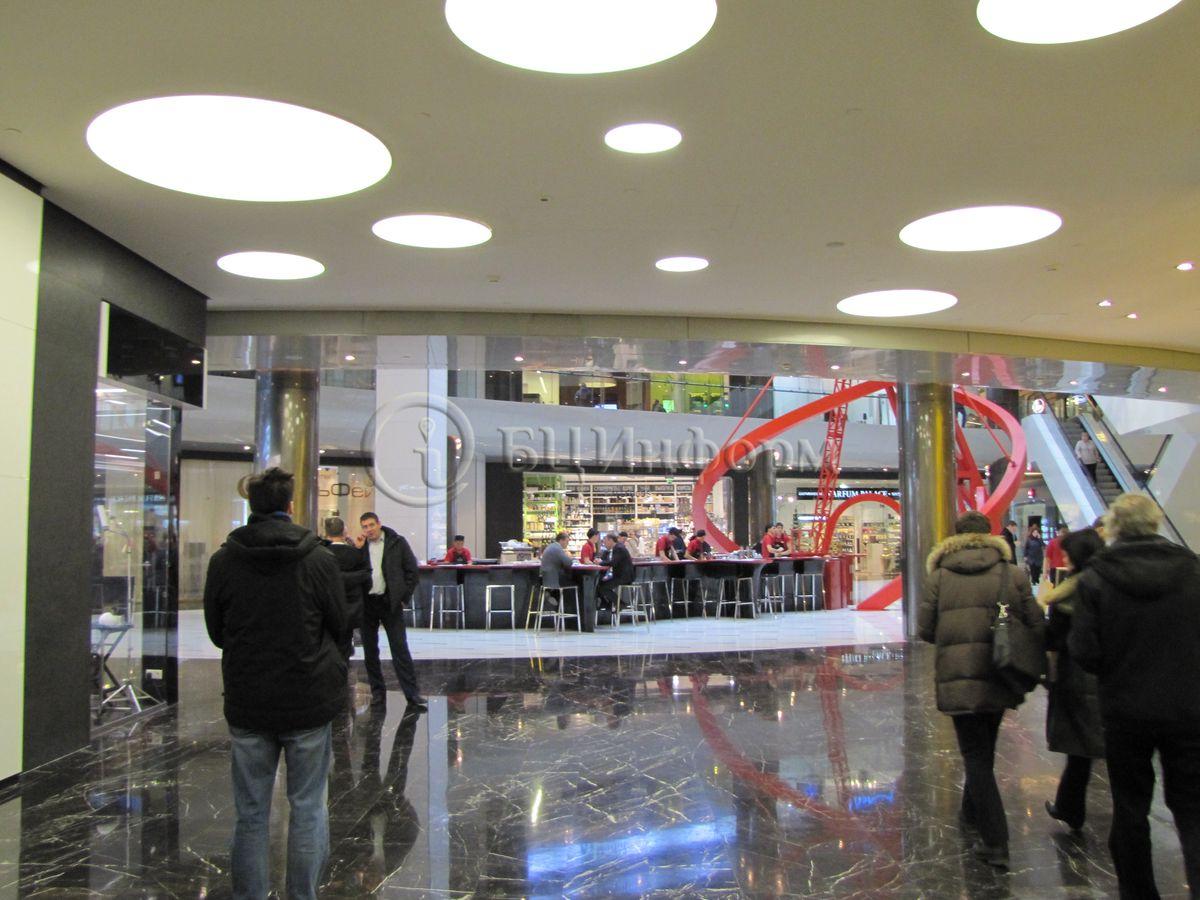 Бизнес-центр Башня Город Столиц - МОПы